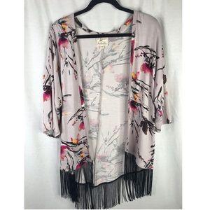 Pen & Paper Kimono